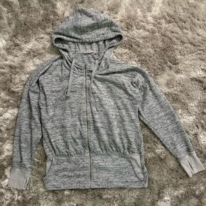 Athlete Zip Up Hoodie